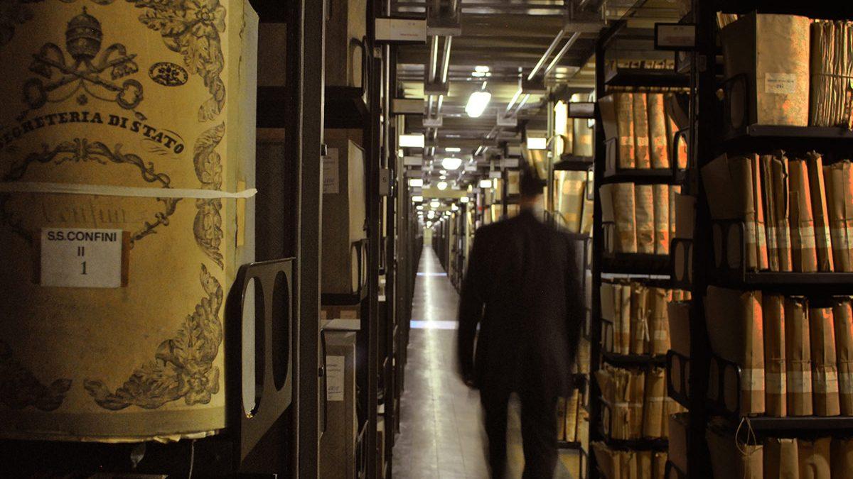 """La """"trasparenza"""" di Papa Francesco arriva in archivio. E l'archivio non è più """"segreto"""""""