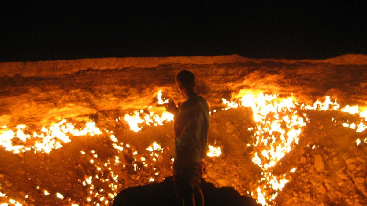 Qualcosa brucia all'inferno